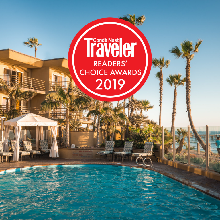 Conde Nast Traveler 2019 Readers' Choice Award Nominee